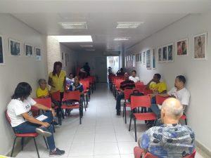 Reunião da CTB Sul Itabuna