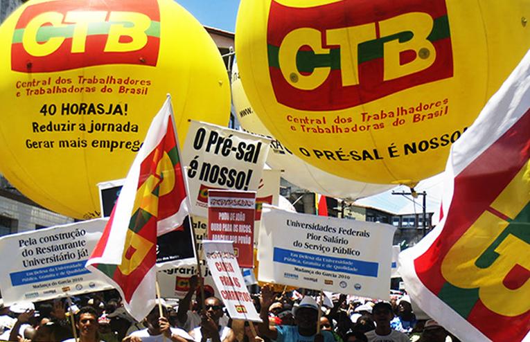 Nota da CTB sobre a Previdência: A luta continua