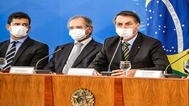 Tirar Bolsonaro e criar uma frente ampla para liderar o país contra o coronavírus