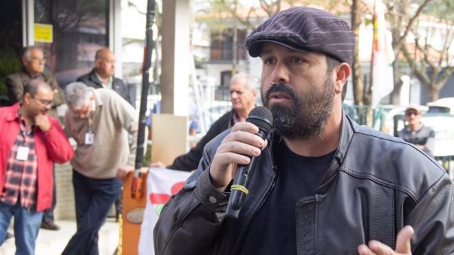 A luta dos sindicatos em tempos de pandemia: José Antonio Faggian, presidente do Sindicato dos Trabalhadores em Água, Esgoto e Meio Ambiente do Estado de São Paulo (Sintaema)
