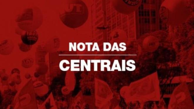 Centrais sindicais propõem auxílio emergencial de R$ 600,00 até dezembro