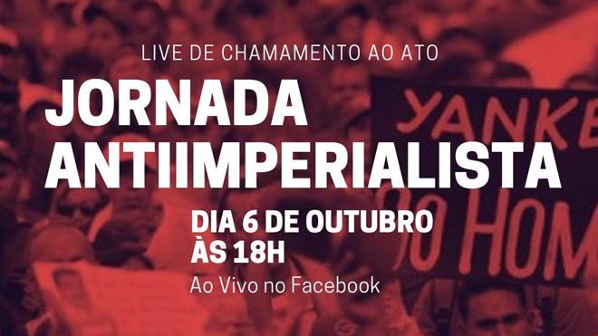 Ato em São Paulo – LIVE Convocatória