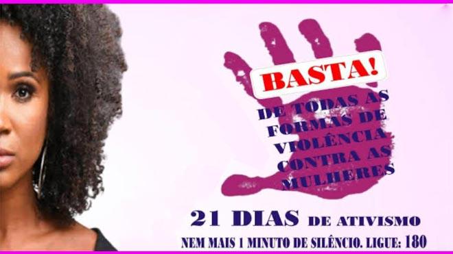 A CTB-SP inicia os 21 dias de ativismo pelo combate da violência contra a mulher!