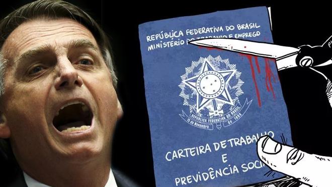 FIDS divulga nota contra decreto do governo Bolsonaro que altera legislação trabalhista
