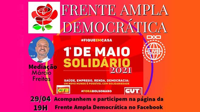 1° de Maio da Frente Ampla Democrática