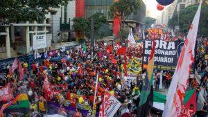 Galeria | #24J – Ato Fora Bolsonaro