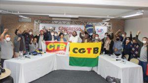 Adilson é reeleito presidente da CTB; executiva terá 52% de mulheres