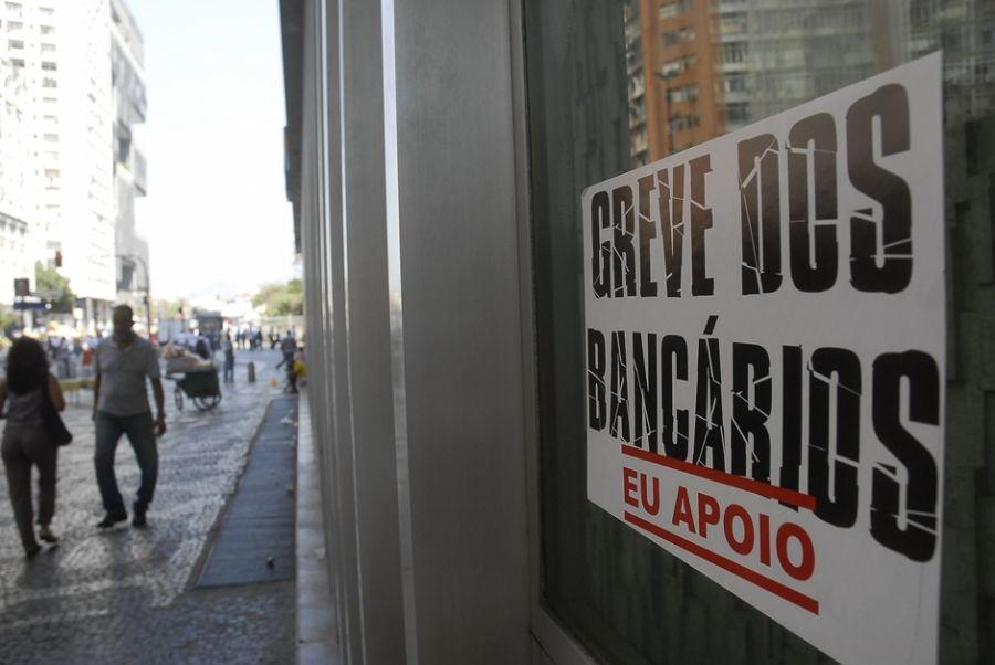 bancarios greve apoio