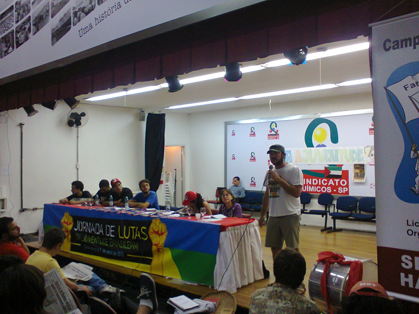 plenaria juventude pv