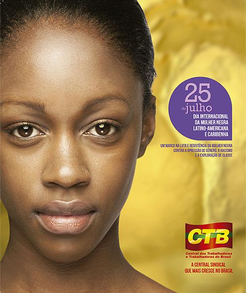 dia mulher negra anuncio ctb
