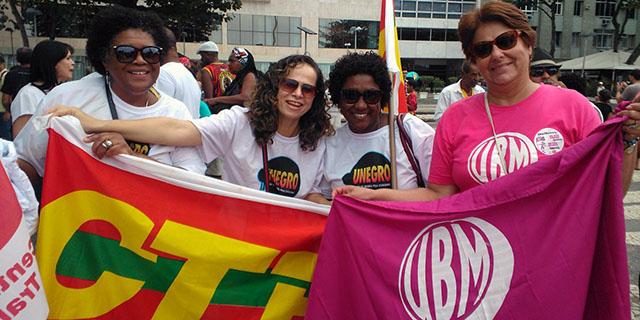 passeata mulheres negras 5