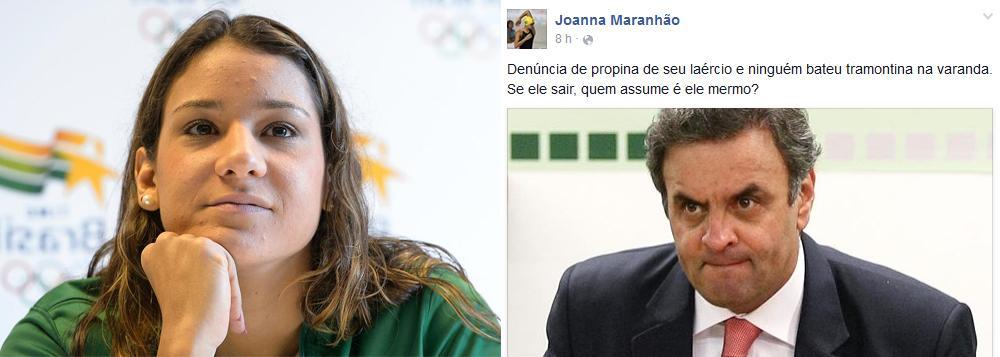 joanna maranhao panelaco