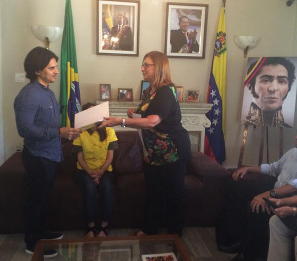 Gilda venezuela contra golpe