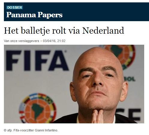 jornal holandes