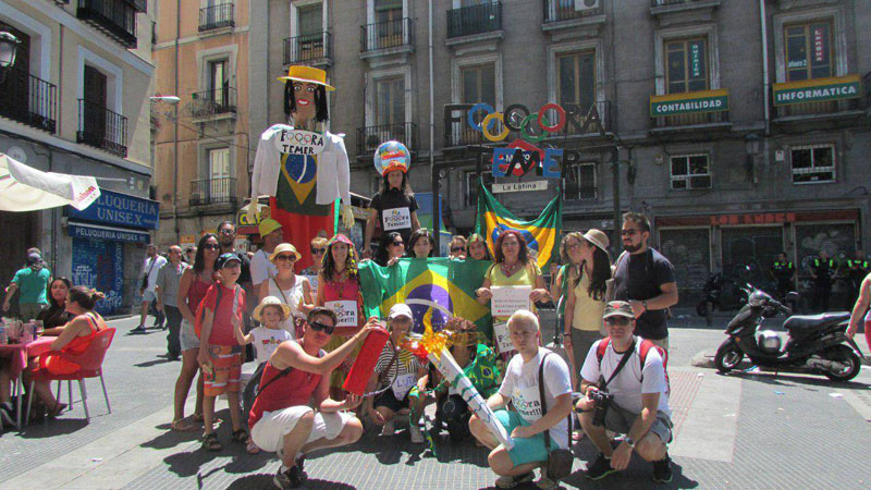 MADRID fora