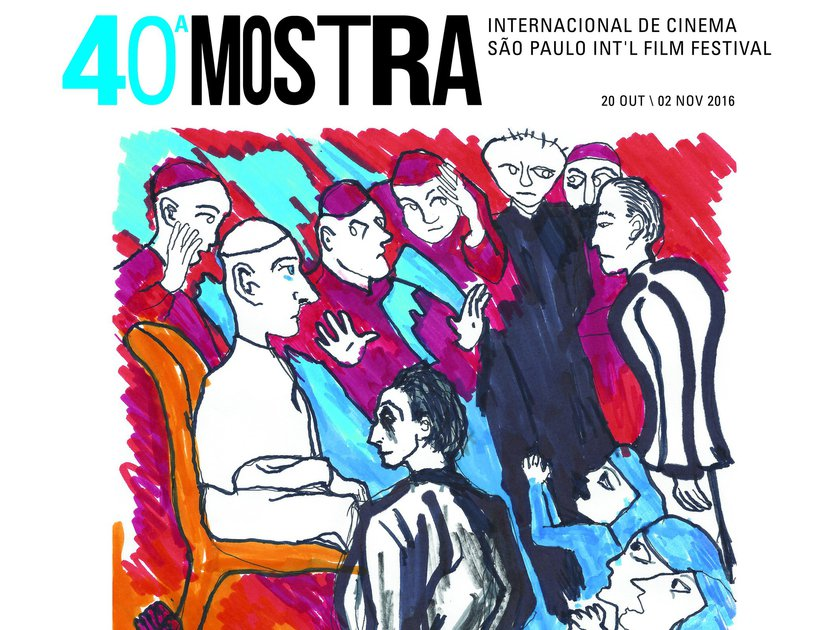 mostra internacional cinema sp poster