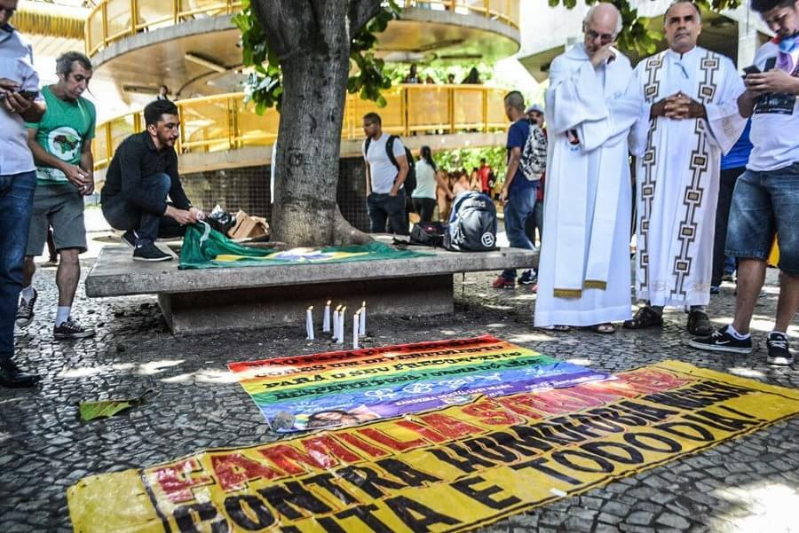 ato contra morte de luiz carlos ruas lgbtfobia foto jorge ferreira midia ninja