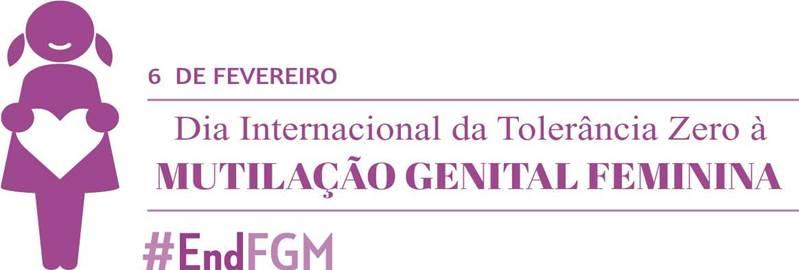 intolerancia zero muitilacao genital feminina