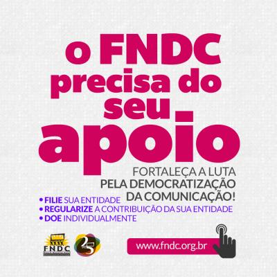 fndc apoio