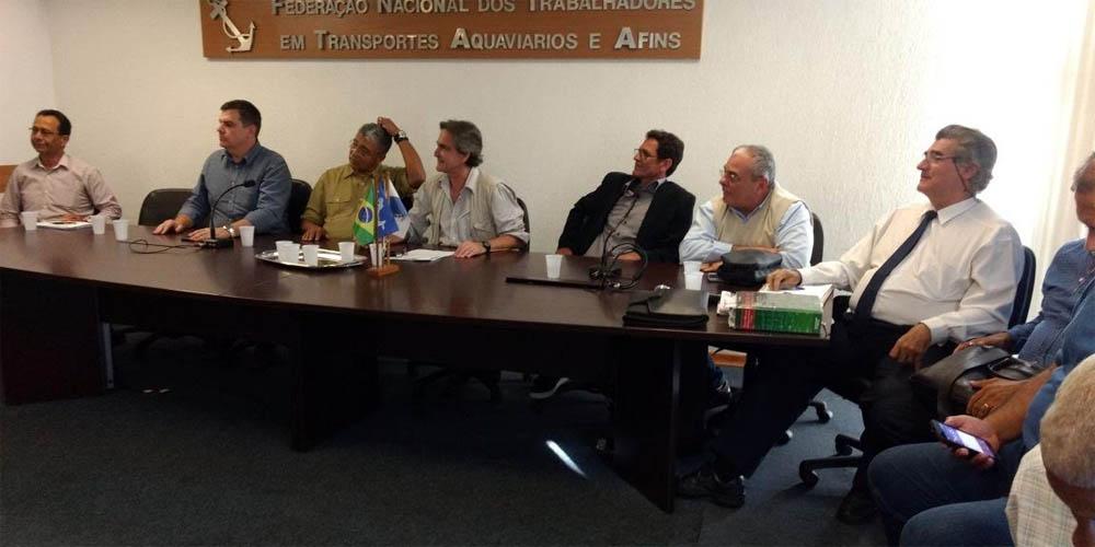 Federação dos Aquaviários declara adesão às greves do dia 28; veja ...