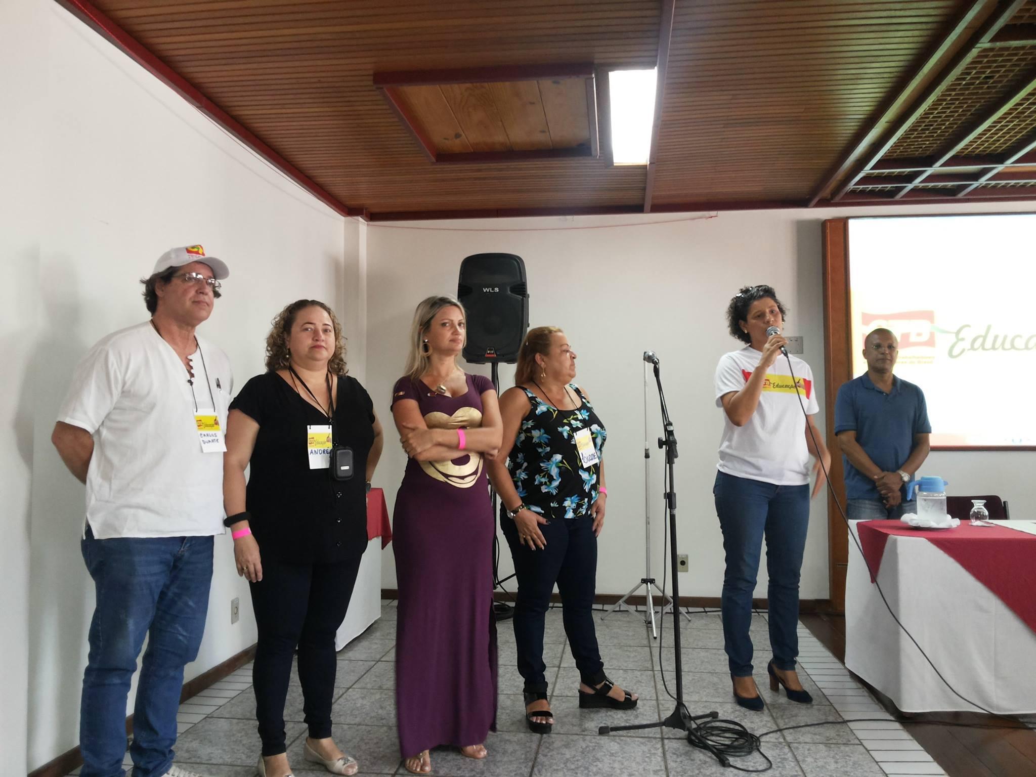 seminario formacao sindical educadores ctb es