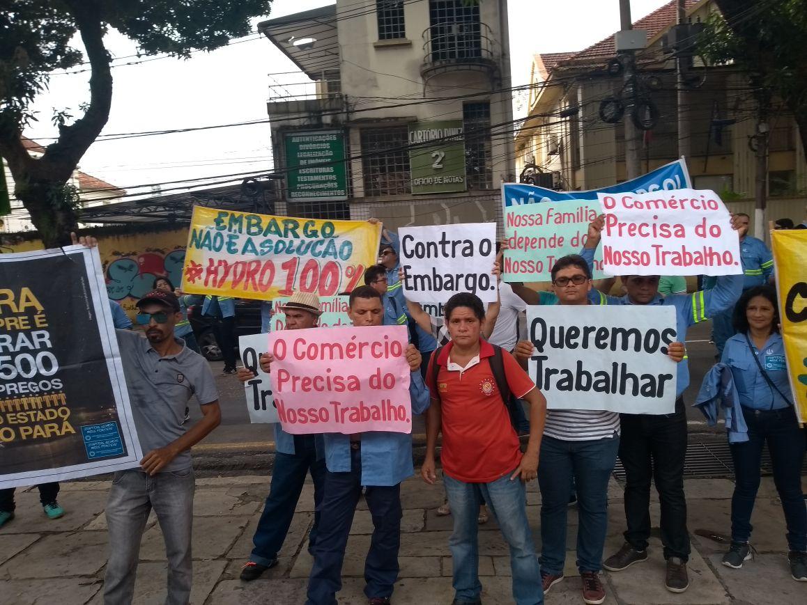 ctb pa hydro alunorte contra embargo 1
