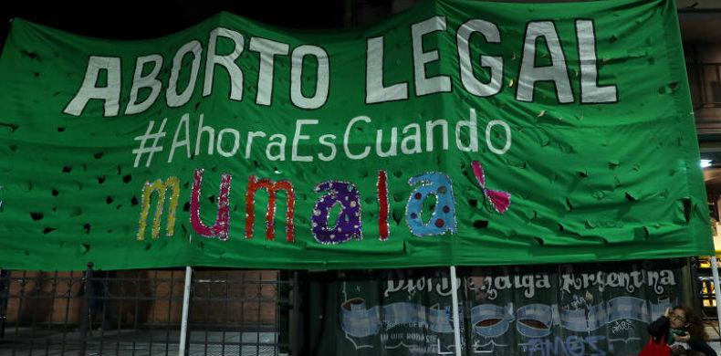 abuerto legal argentia