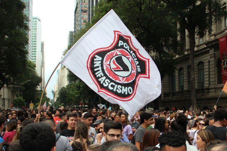 policiais antifascismo rio cartacapital