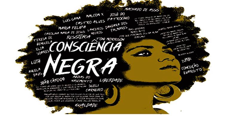 """Αποτέλεσμα εικόνας για diam da conciencia negra"""""""
